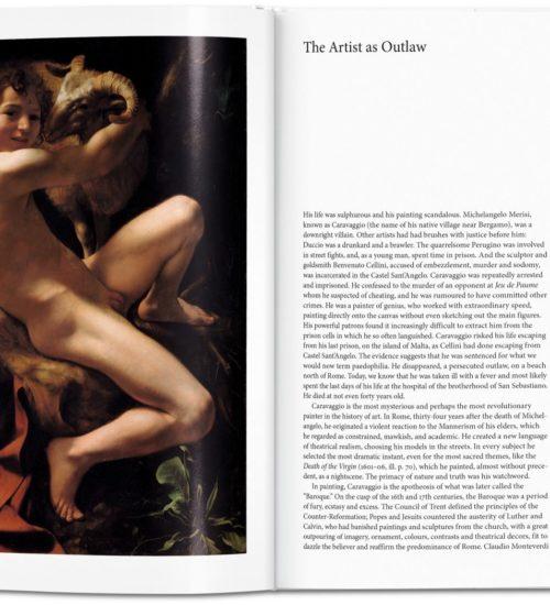TASCHEN  Caravaggio