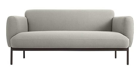 BLU DOT  puff puff studio sofa