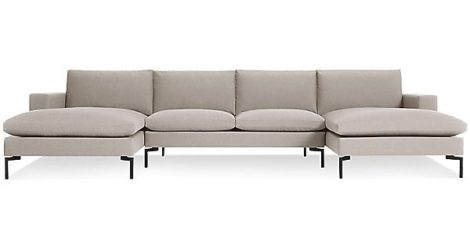 BLU DOT  the new standard u-shaped sectional