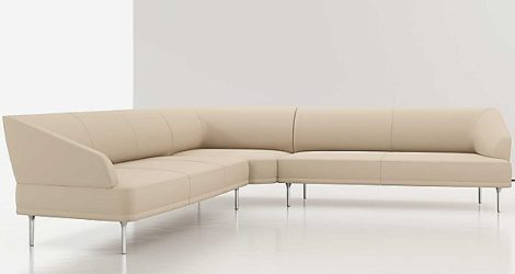LIEVORE ALTHERR MOLINA, FROM BERNHARDT DESIGN  mirador corner sectional
