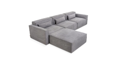 GUS MODERN  mis modular 4 piece sectional sofa