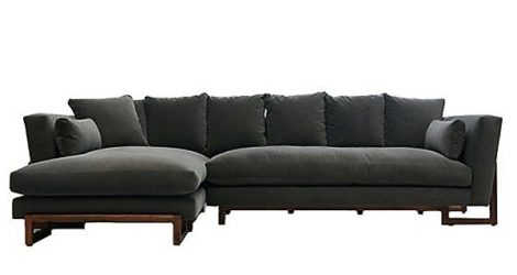 ALEJANDRO ARTIGAS, FROM ARTLESS  lrg sectional sofa