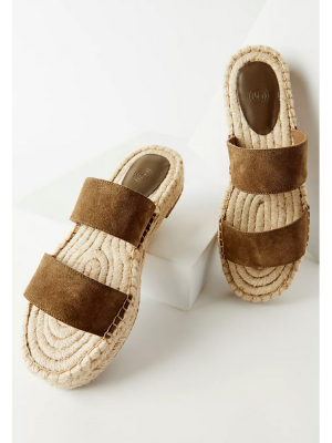 URBAN OUTFITTERS  chloe espadrille sandal  $49