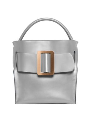 BOYY  devon square leather bucket bag  SOLD OUT