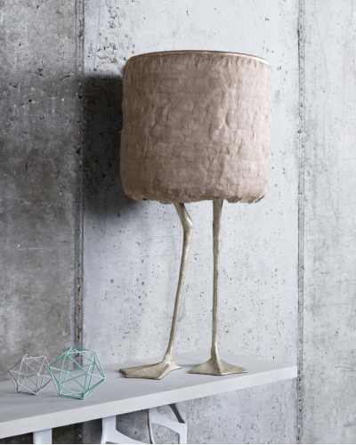 porta romana duck feet lamp