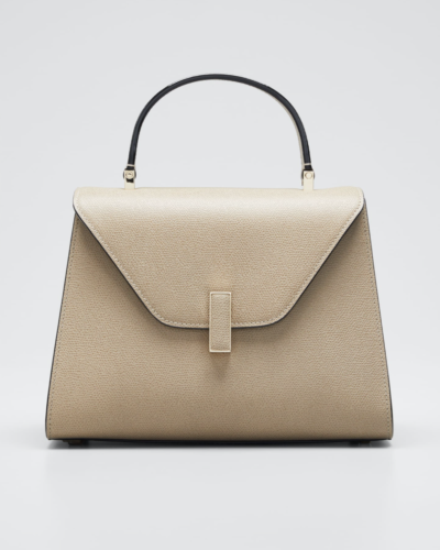 VALEXTRA  Iside Medium Leather Top-Handle Bag  $2,980