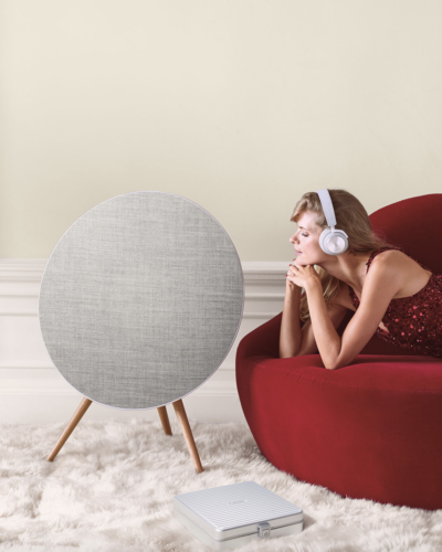 BANG & OLUFSEN  BeoPlay A9 Kvadrat Cover  $130